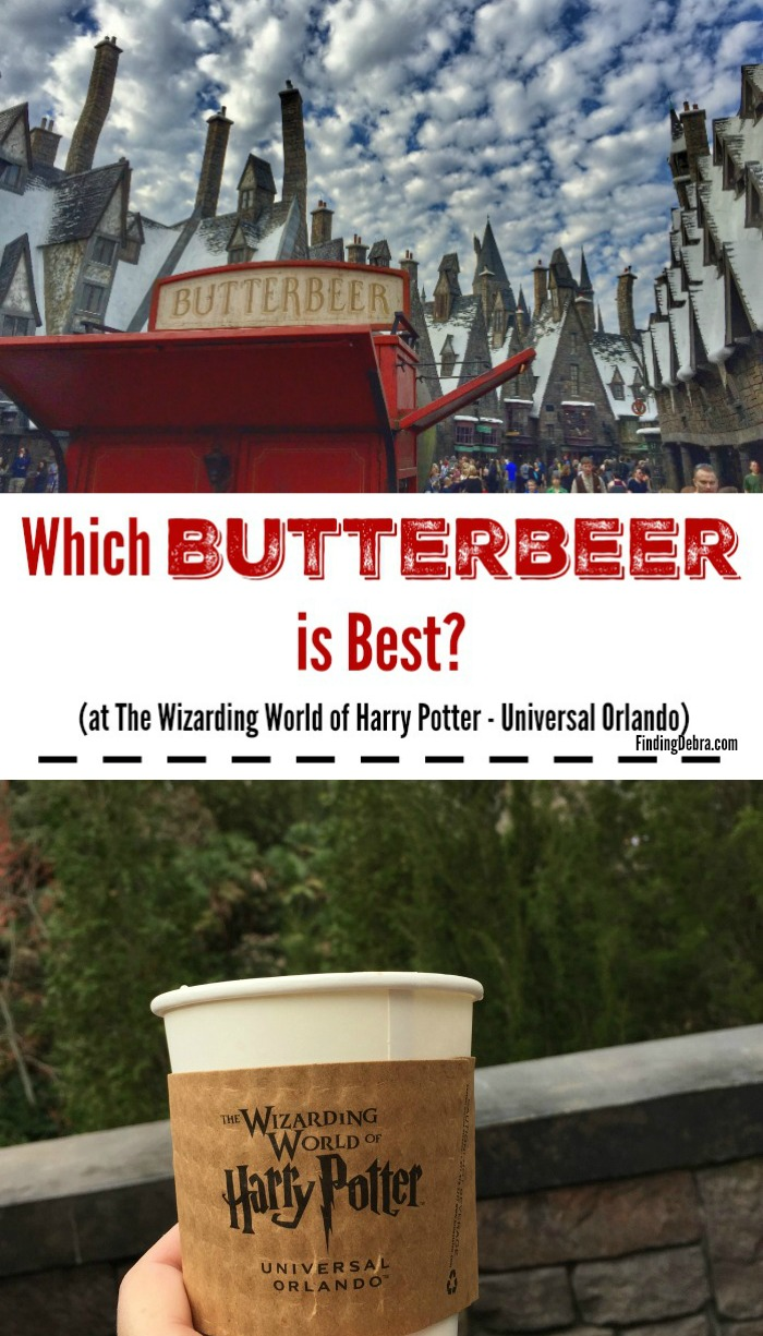Which Butterbeer Is Best Pin