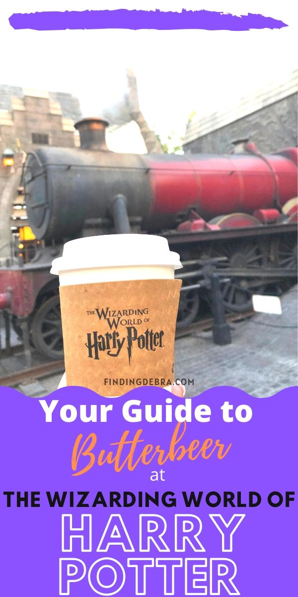 Your Guide to Butterbeer at The Wizarding World of Harry Potter