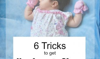 6 Tricks to Get Newborn to Sleep Through the Night