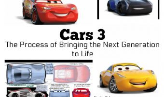 Cars 3 – Bringing the Next Generation to Life