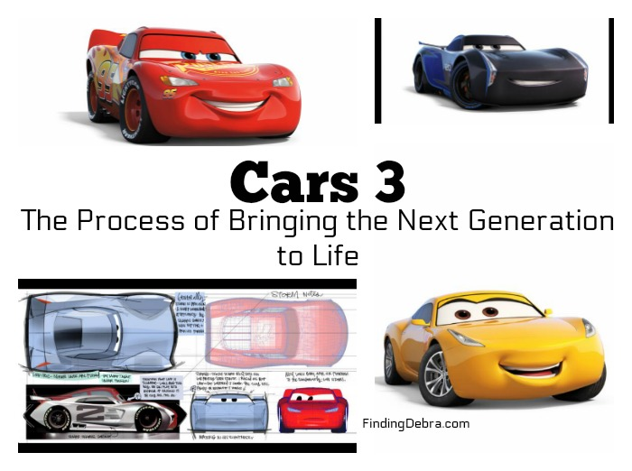 Cars 3 Bringing the Next Generation to Life