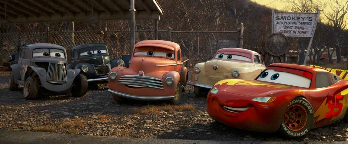 Cars 3 Characters