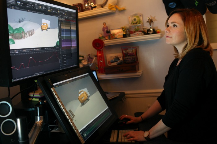 Cars 3 Directing Animator Jude Brownbill 2