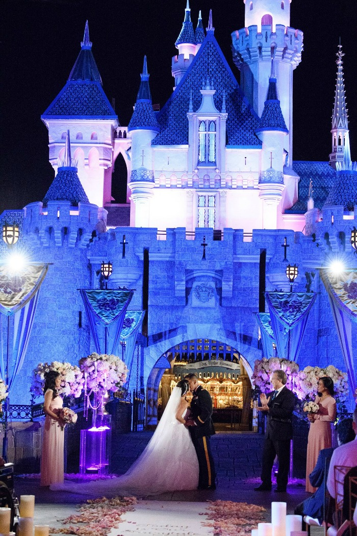 Disney's Fairy Tale Weddings Disneyland