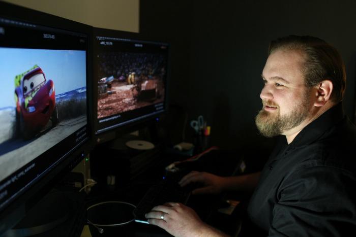 Cars 3 Effects Supervisor Jon Reisch 3
