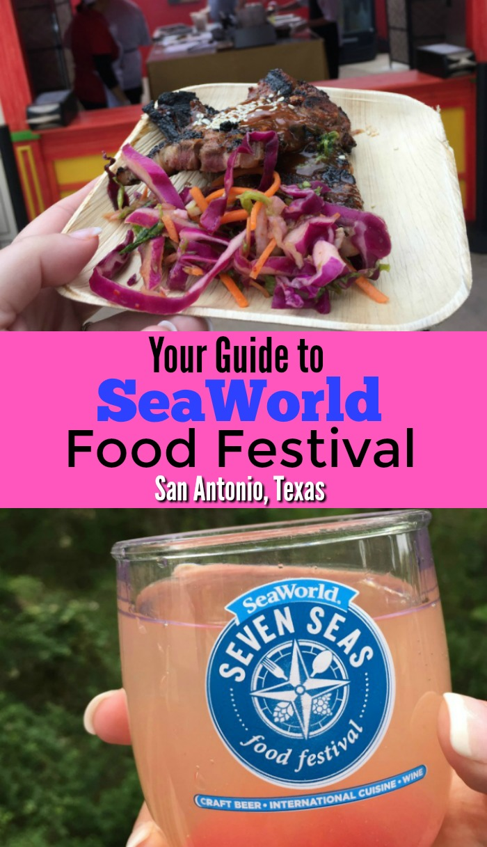 Guide to SeaWorld Food Festival