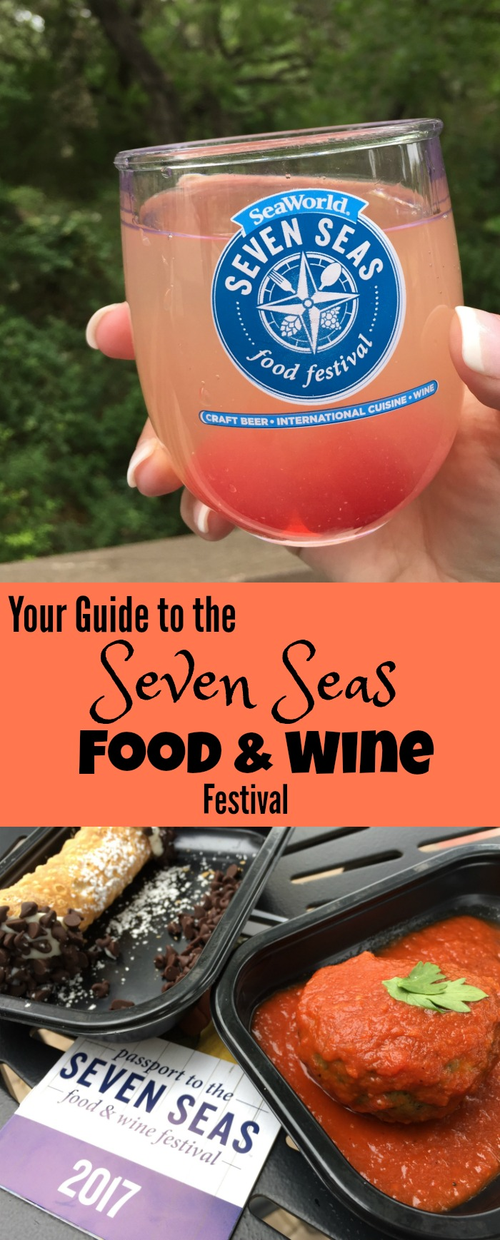 Guide to the Seven Seas Food and Wine Festival