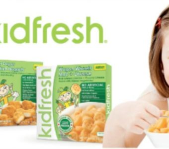 Save on Kidfresh Frozen Kids Meals – Hidden Veggies!