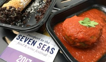 Your Guide to the Seven Seas Food and Wine Festival