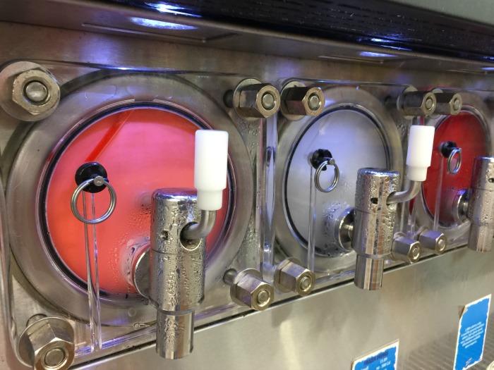 Sodapalooza Frozen Drinks
