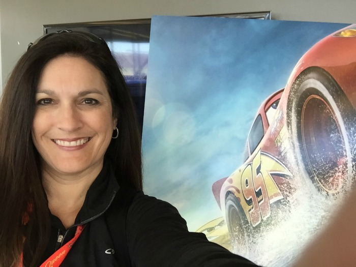Sonoma Raceway Experience #Cars3Event