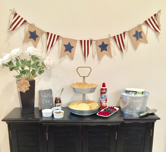Creative Waffle Bar Ideas for your Next Get-Together ...