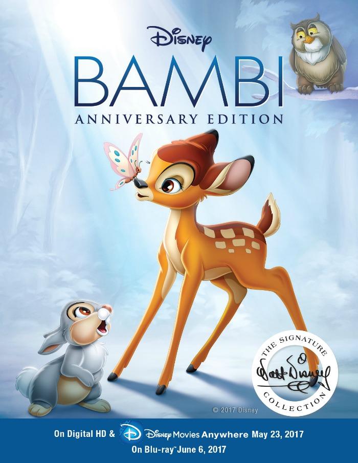 Bambi Anniversary Edition Giveaway