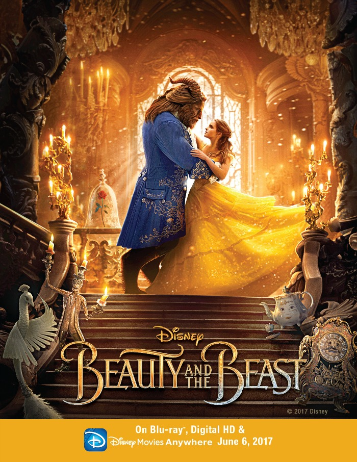 Beauty and the Beast Live Action Giveaway