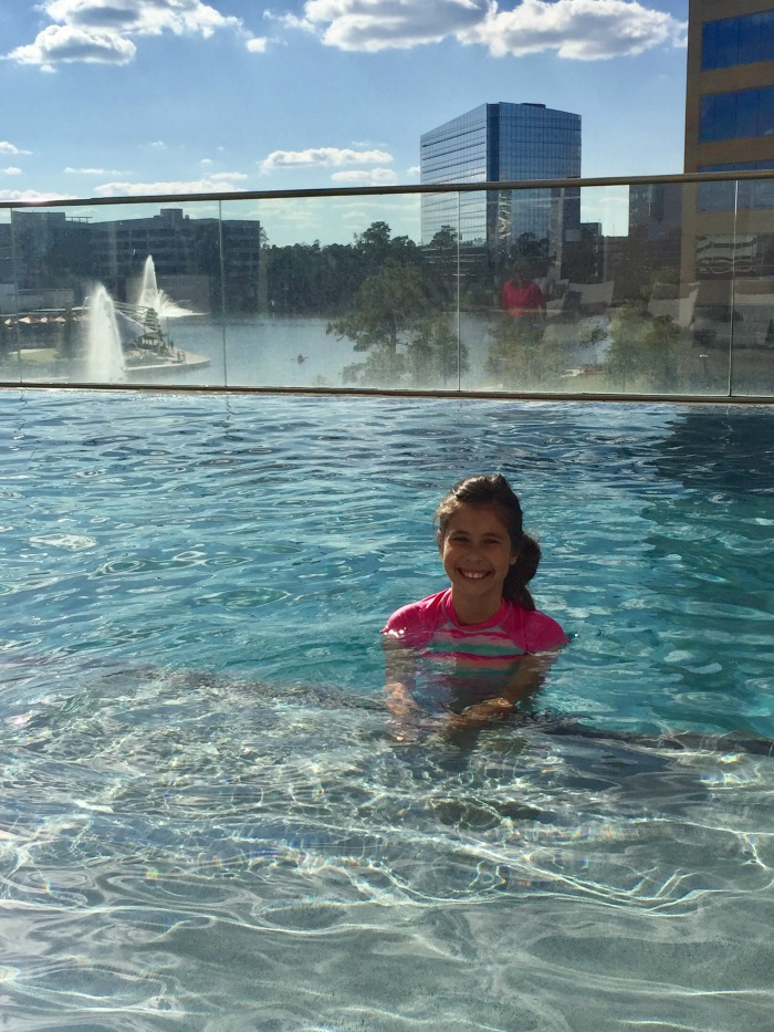 Embassy Suites The Woodlands TX at Hughes Landing