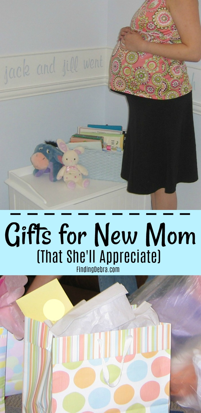 Gifts for New Mom That She'll Appreciate