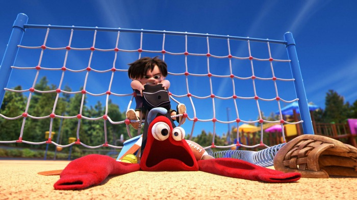 Pixar Short Lou topic bullying
