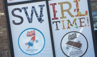 RaceTrac Swirl World Ice Cream