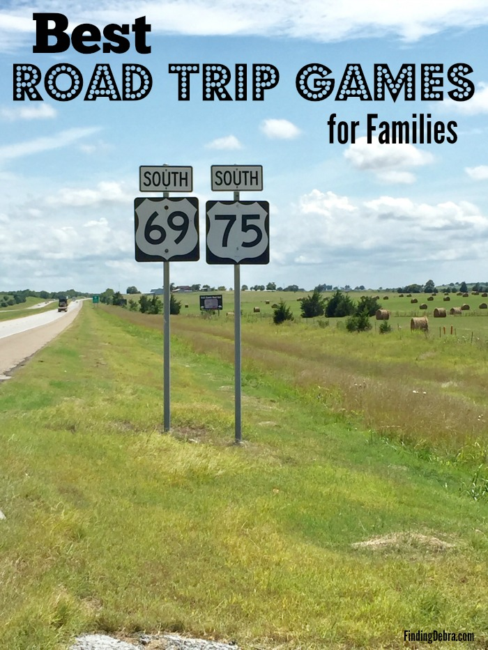 Best Road Trip Games for Families