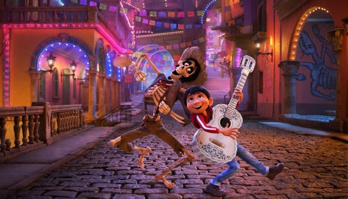 Coco Original Score
