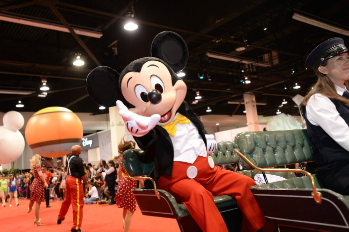 D23 Expo Mickey Mouse