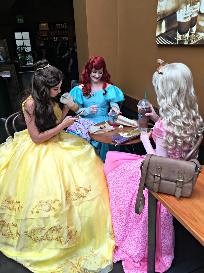 D23 Expo Princesses