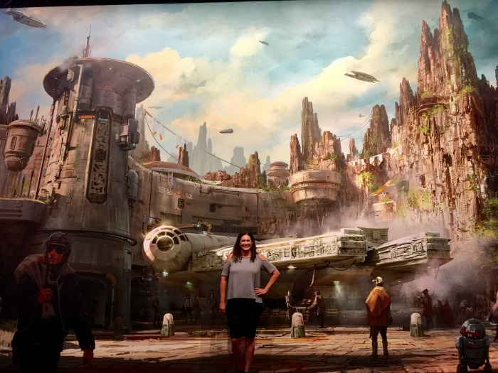 D23 Expo Star Wars Galaxy's Edge