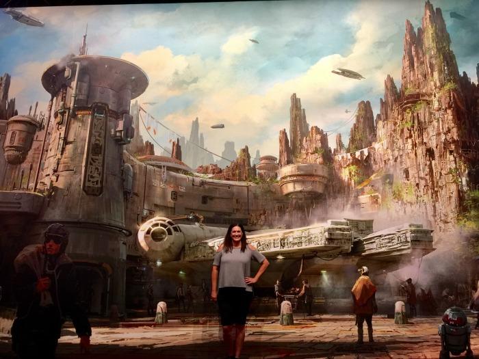 D23 Expo Star Wars Galaxy's Edge