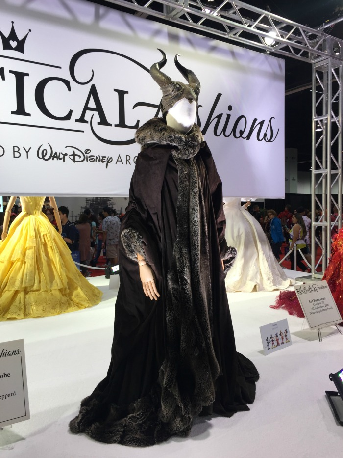 D23 Expo Walt Disney Archives Maleficent