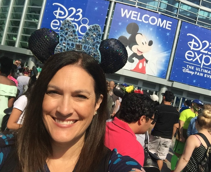 D23 Expo for first timers
