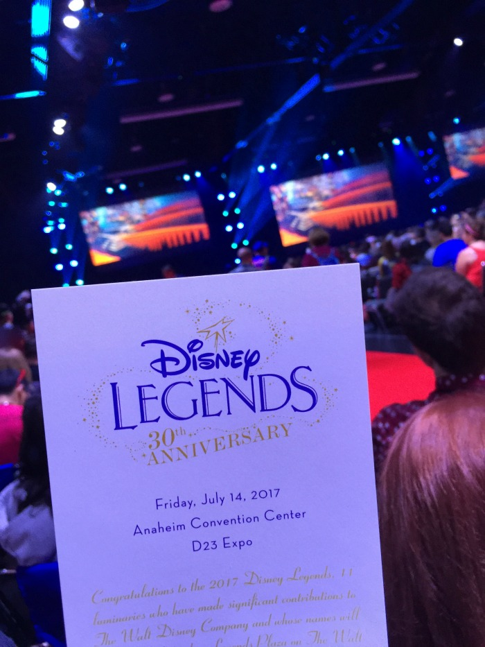 Disney Legends Ceremony D23Expo