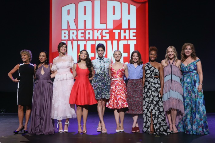 Disney Princesses Join Cast of Wreck-it Ralph 2