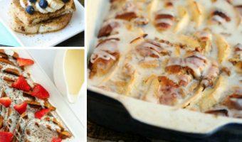 French Toast Recipe Roundup