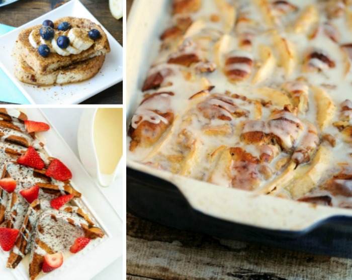 French Toast Recipe Roundup