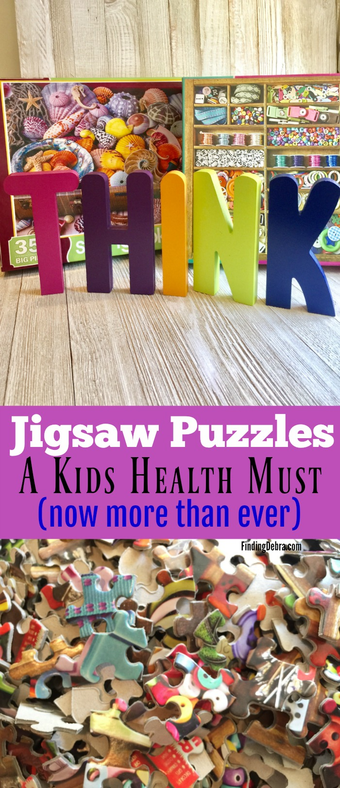 Jigsaw Puzzles A Kids Health Must