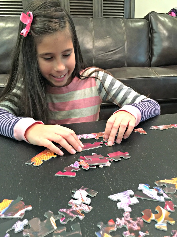 Jigsaw Puzzles for Kids Health