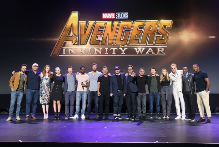 Marvel Studios 10 years