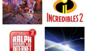 New Disney Movies – D23 Expo Announcements & Celebrity Surprises