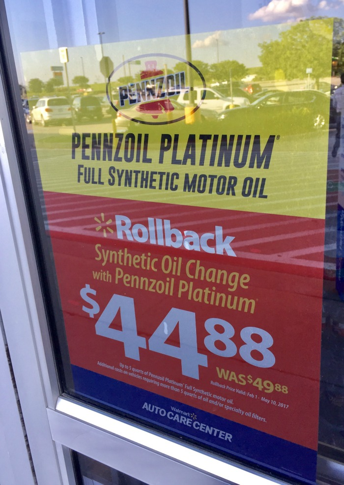 Pennzoil High Mileage Vehicle Oil