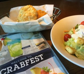 Red Lobster – Crabfest is Back and We're Celebrating!