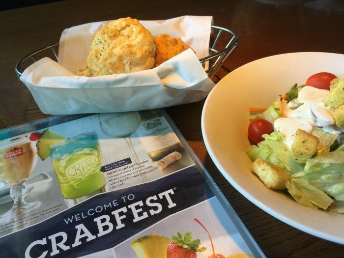 Red Lobster Crabfest 2017