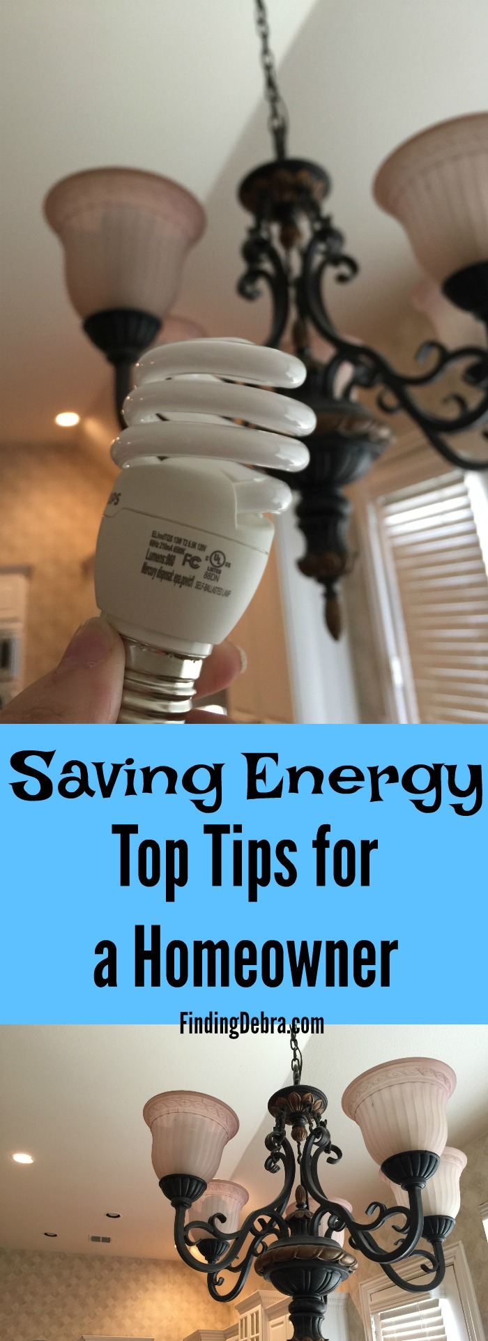 Saving Energy Top Tips for a Homeowner