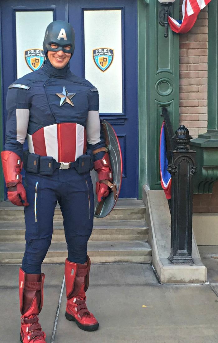 Summer of Heroes Captain America