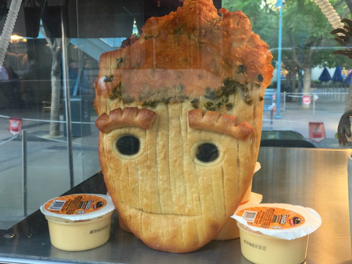 Summer of Heroes Groot Bread