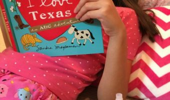 Texas Road Trips with Kids