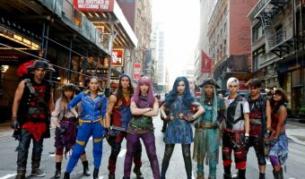 Descendants 2 Cast – Costumes, DVD, Giveaway and more!