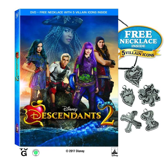 Descendants 2 Cast