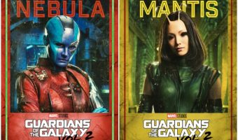 Exclusive Karen Gillan and Pom Klementieff Interview (Marvel Giveaway)