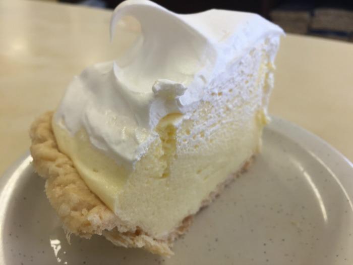 Kauai Lilikoi Chiffon Pie