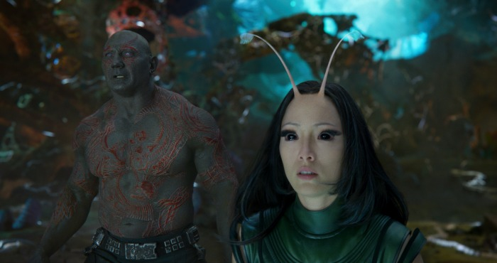 Mantis Guardians of the Galaxy Vol 2